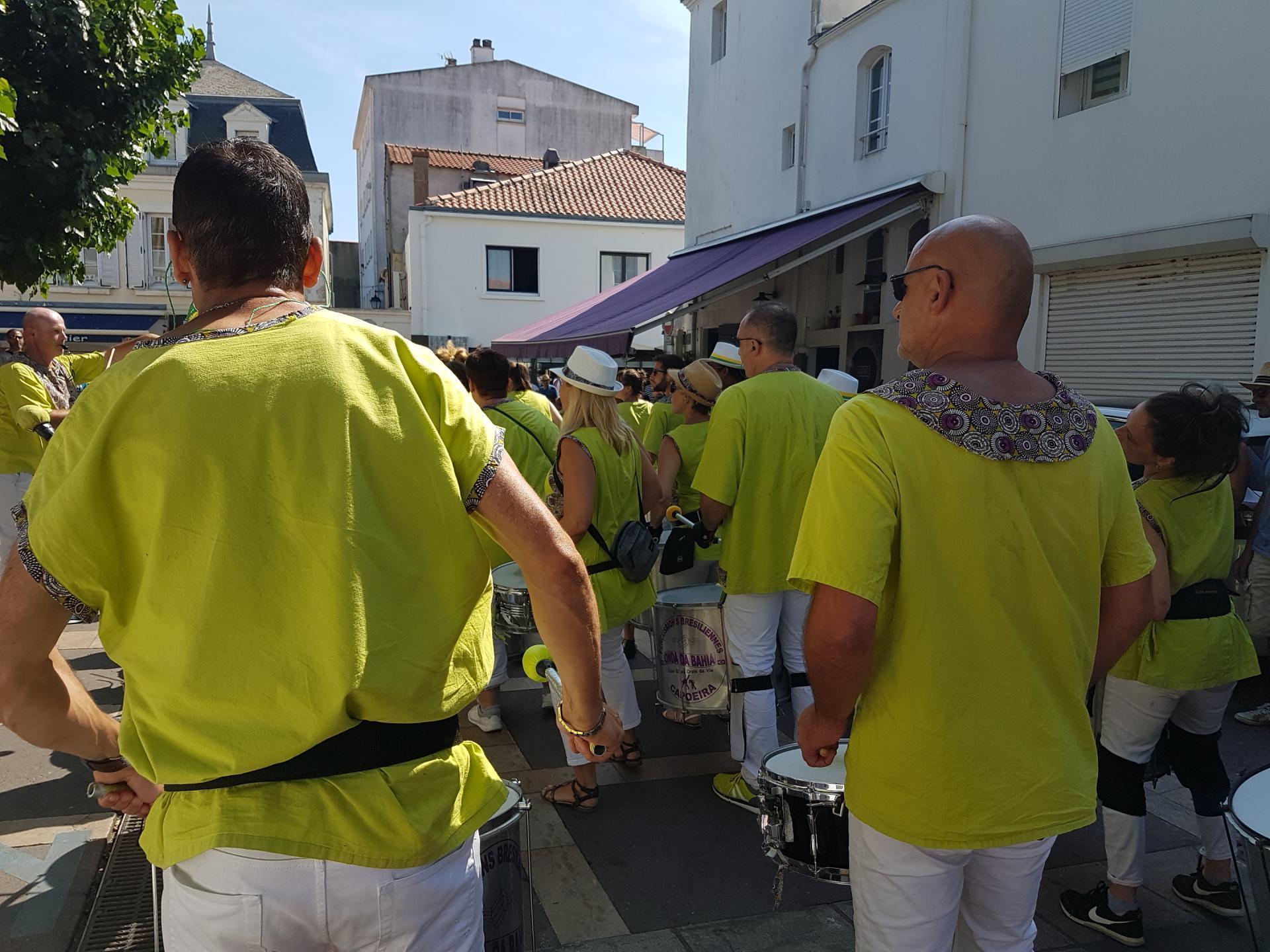 24/08/2019 - Braderie Saint Gilles Croix de Vie