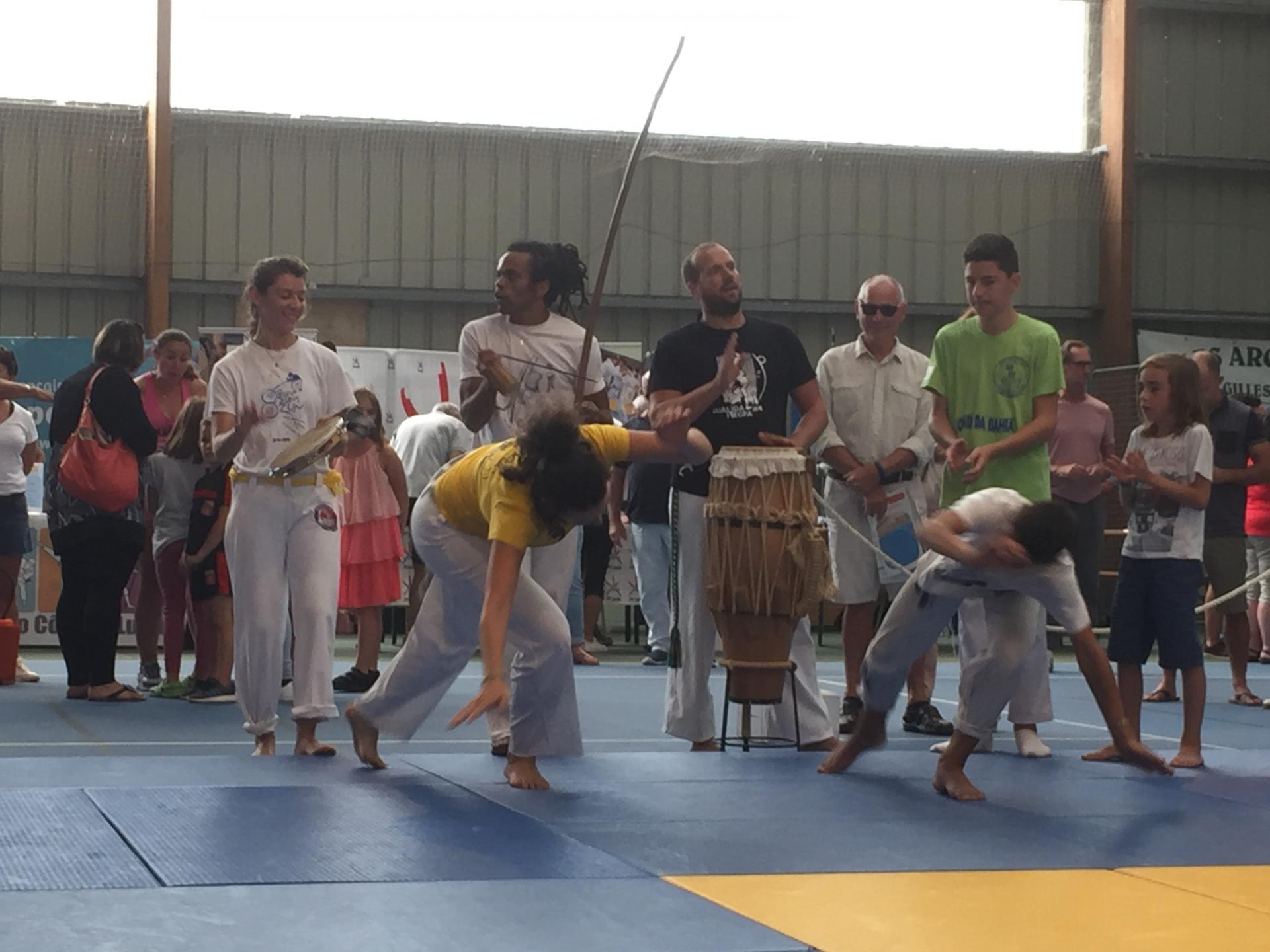 Onda Da Bahia - Capoeira